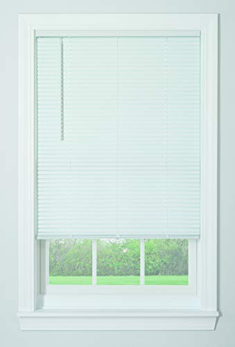 """Bali Blinds 76-2601-05 Window Covering, 35"""" X 64"""", White"""