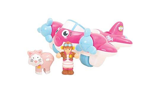 WOW Toys - Tilly's Take-Off, avión de Juguete (10329)