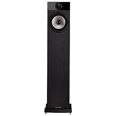 Fyne Audio F302 Floorstanding Speakers - Black by Fyne Audio