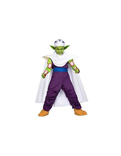 DISBACANAL Disfraz Piccolo nio Dragon Ball - -, 13-14 aos