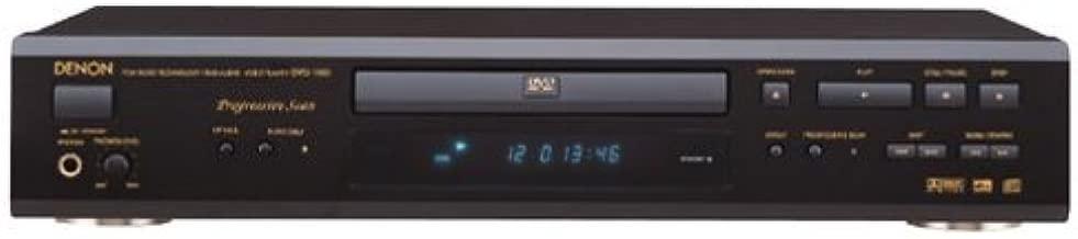 Denon DVD-1600 Progressive-Scan DVD Player , Black