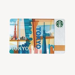 STARBUCKS スターバックス カード シティ 東京