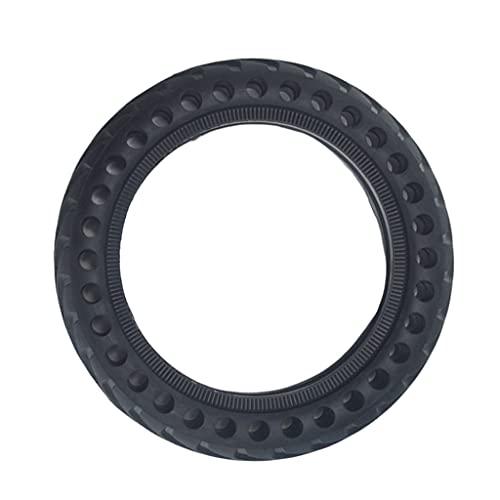 Sharplace Neumáticos sólidos de repuesto resistentes al desgaste a prueba de explosiones de nido de abeja para rueda de scooter