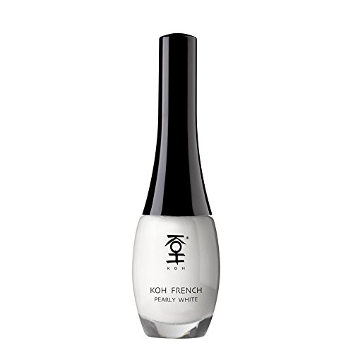 KOH French Manicure Pearly White Nagellack PEARLY WHITE 10 ml