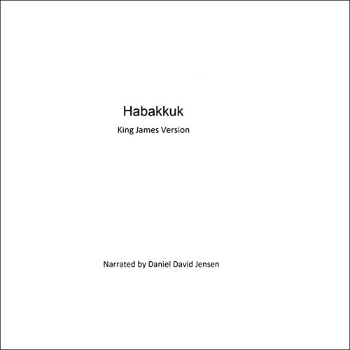 Habakkuk audiobook cover art
