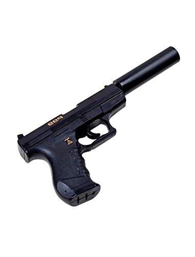 Preisvergleich Produktbild Sohni-Wicke 0473 - Special Agent P99 mit Schalldämpfer Pistole,  25-Schuss Amorces