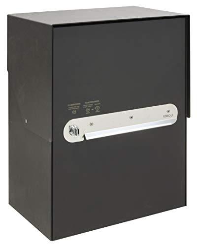 Arregui Bigpack EP2004 - Caja para paquetes grandes (42 x 30 x 19 cm), color negro