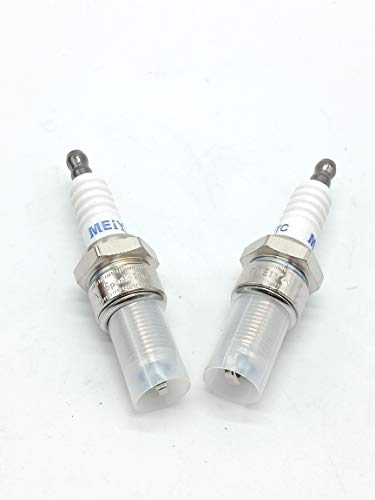 Fantastic Deal! shiosheng 2pcs Spark Plug for Honda GX120 GX160 GX200 GX240 GX270 GX340 GX390 Engine...