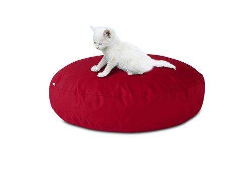 avandeo - Felicia Cat Sitzsack – rot