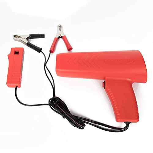 ECCPP Automotive 12V Timing Light Xenon Ignition Light Gun Strobe Lamp Bulb Engine DIY Strobe Timing Light Tools for Car, Trucks, Motorcycle, Marine