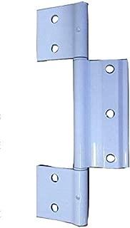 Extruded Door Hinge for Screen/Storm Door (White) (1 Pair = 2 Hinges)
