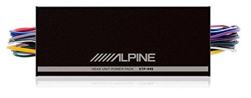 Alpine KTP-445 4-Kanal Verstärker