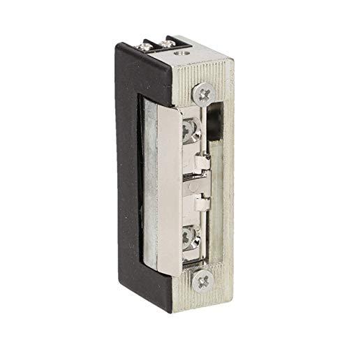 ORNO Cerradura Electrica Para Puerta Izquierda y Derecha, Ajuste De Rigidez 8-14V AC/DC (Memoria)