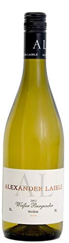 Weisser Burgunder *** SL tr. 2020 Alexander Laible, trockener Weisswein aus Baden