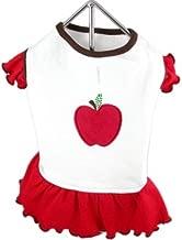 Annie Apple - White/Red Dress