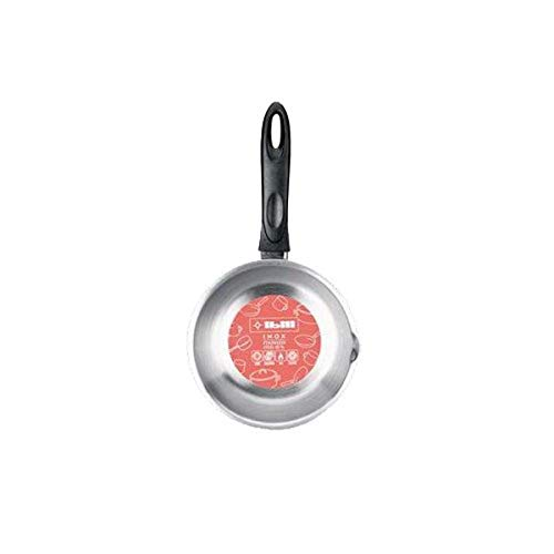 Ibili 665210 - Cazo Inox Con Pico 18%, 0.4 L, 10 x 10 x 7 cm