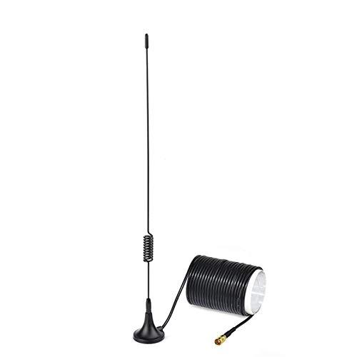 Radio De Coche Antena Magnética Antena con Conector/Fit For - Blaupunkt Alpine JVC Kenwood Sony Pioneer /
