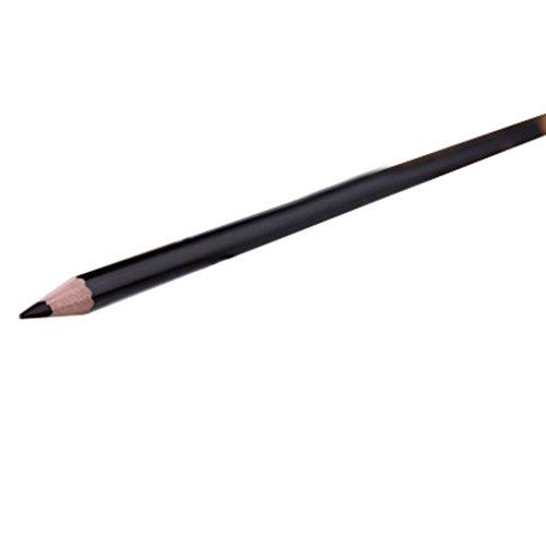 Babysbreath17 Waterproof Femmes Lisses Filles Crayon à Sourcils Pen Sourcils Maquillage des Yeux Silky Natural Cosmetics Long Lasting Noir