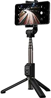 Huawei AF15 Tripod/Selfie, Smartphone Camera Accessory, Universal, for Most Smartphones, Black