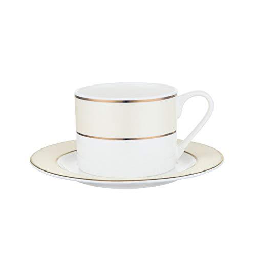 J Einfaches nordisches Espressotassen- und Untertassen-Set aus nordischer Keramik/kann mit Nachmittagstee/Geschenk / 250 ml verwendet Werden