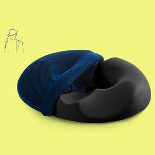 WLIXZ Cojín Donut, Almohada de la Próstata para el Embarazo, Post Natal, Llagas de la Cama, Cóccix, Ciática, Tratamiento de Hemorroides,7