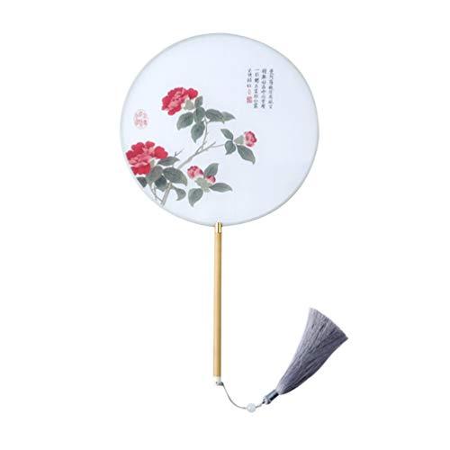 chinese circular fans - 2