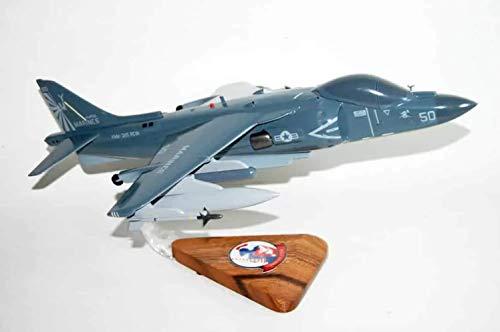 VMM-365 Blue Knights (REIN) AV-8B Harrier Model