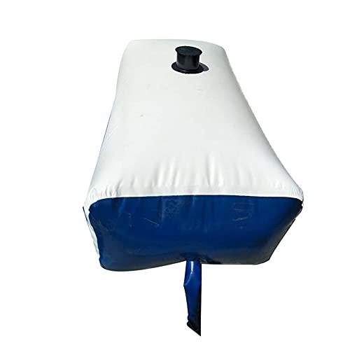 SHIJINHAO Contenedor Portador De Agua De Gran Capacidad para Exteriores, Bolsa De Agua Plegable para Transporte De Emergencia, Tanque De Almacenamiento De Agua Portátil con Grifo