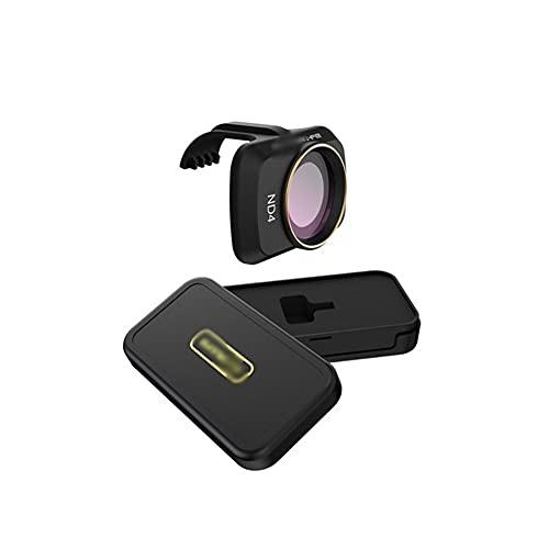 GEBAN Accessori per Drone di Protezione del Filtro dell' Obiettivo della Fotocamera per D& Ji per Mavic Mini SE/Mini/Mini Filtri UV CPL/8/16/ 32 NDPL Polar Kit Accessori droni (Color : ND4)