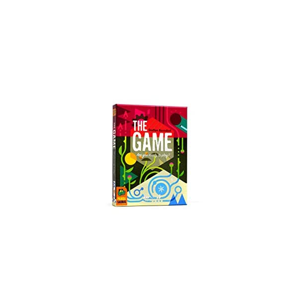 Pandasaurus Games The Game – Family-Friendly Board Games – Adult Games for Game Night – Card Games for Adults, Teens & Kids (1-5 Players)