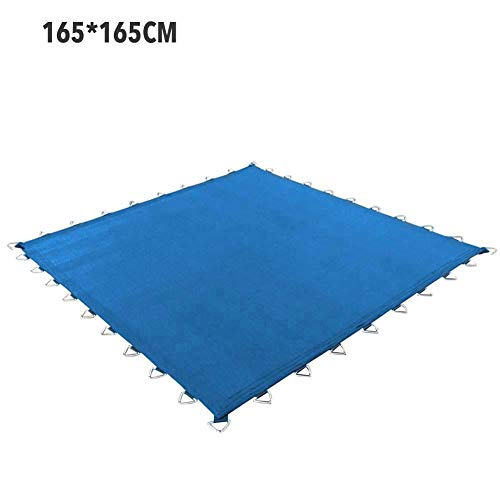 Dire-wolves Trampoline Replacement Jumping Mat | Compatible with Square Frames | Perfect Bounce, Water-resistant, UV Resistant