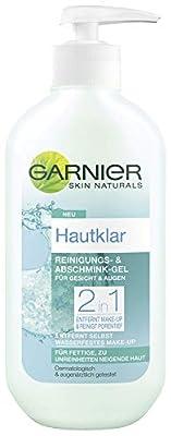 Garnier Hautklar Reinigungs und