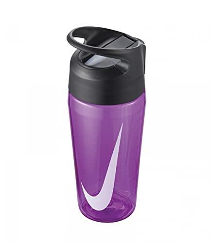 Nike TR HyperCharge - Botella de agua con pajita