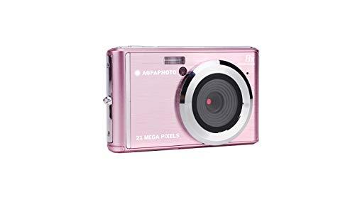 AGFA Photo Appareil Photo Numérique Compact Cam DC5200Rose