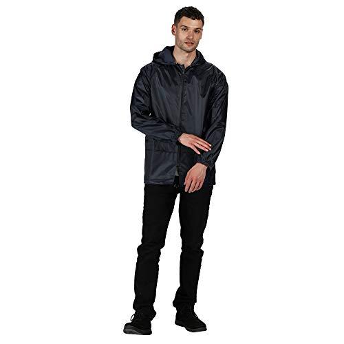 Regatta Stormbreak Men's Leisurewear Jacket - Navy, Large