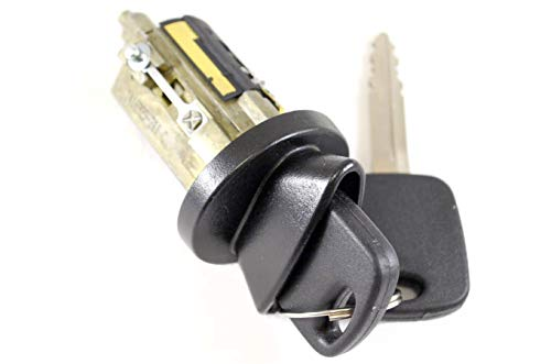PT Auto Warehouse ILC-280L - Ignition Lock Cylinder - with Transponder Keys