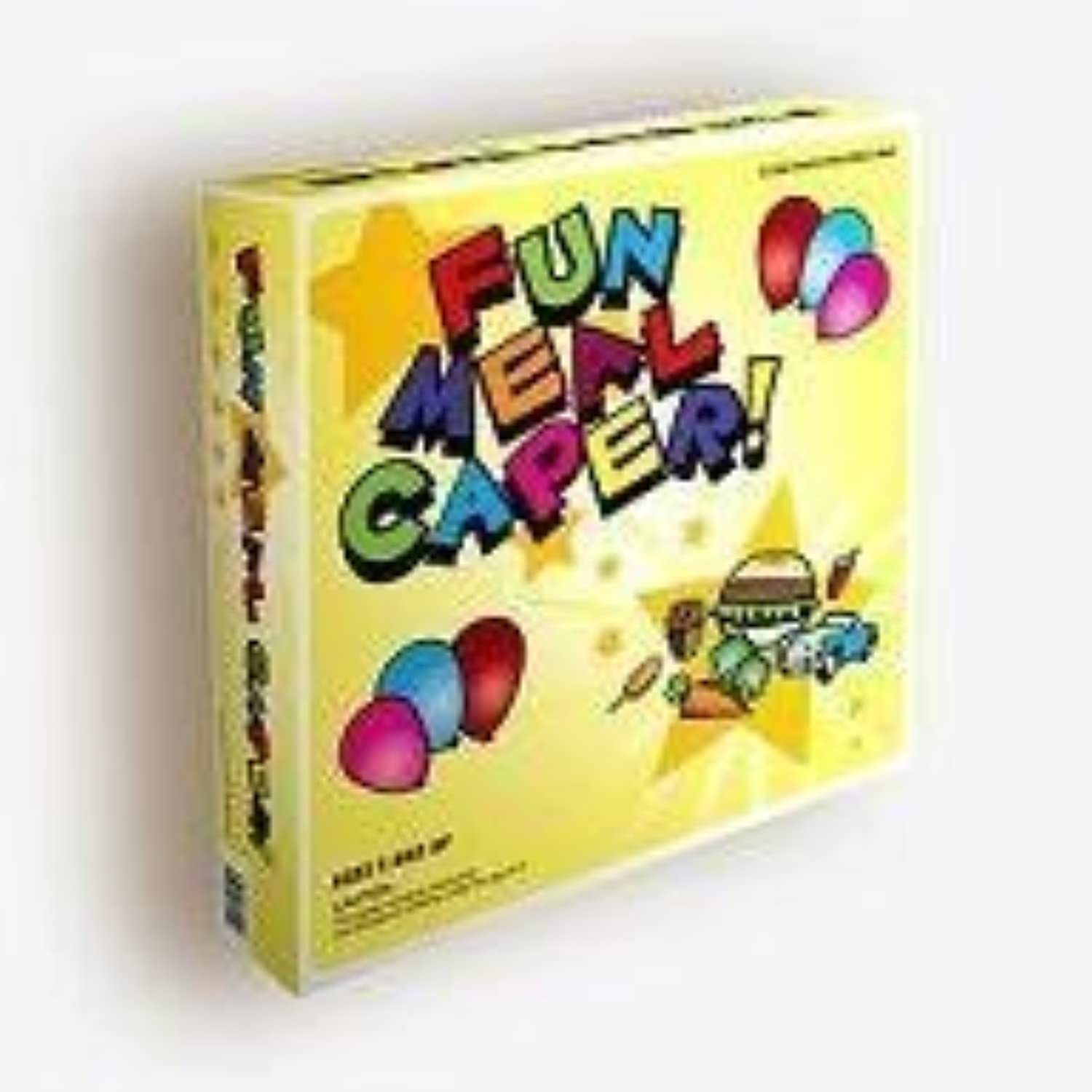 Fun Meal Caper by Lakehouse Creations