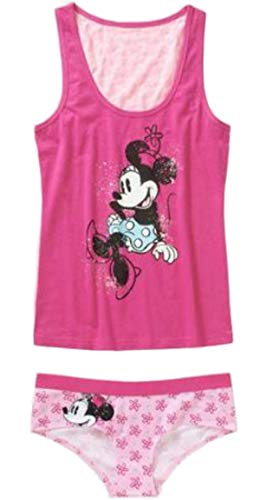 Disney Minnie Mouse Cami and Panty Sleep Set For Women (3XL)