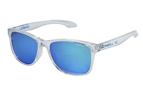 Oneill ONS Offshore Polarised Sunglasses - Crystal Clear/Blue Revo