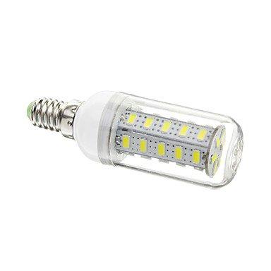 WELSUN Ampoule Maïs Blanc Froid E14 5 W 36 SMD 5730 240 LM 6000-6500 K AC 100-240 V
