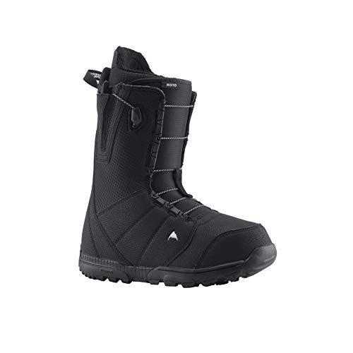 Burton Moto Snowboard Boot Black 8 D (M)