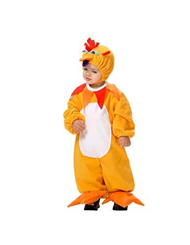 DISBACANAL Disfraz Pájaro Loco Bebe - -, 12 Meses