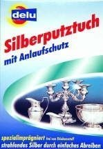 DELU Silberptuztuch con Protezione avviamento