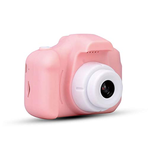 Great Features Of Wenzerui 5.0 Mega Pixel 2.0 inch Screen Mini HD Digital Camera for Children (Pink) (Color : Pink)