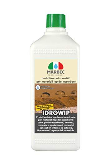 Marbec Idrowip bescherming voor de behandeling van lapidei-materialen, 1000 ml