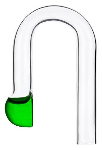 Test CO2 HangOn Checker de Q-Grow, pour aquarium d'eau douce