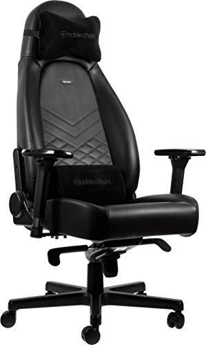 noblechairs ICON Gaming Chair - Office Chair - Desk Chair - PU Faux...