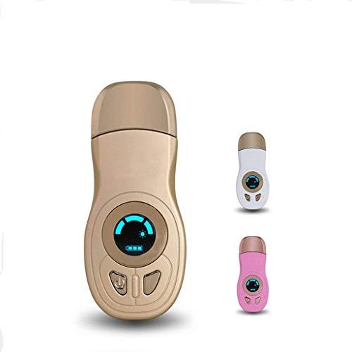 wheelchair Medizinischer Reha-Stuhl, Rollstuhl, Damen Haarentfernung Mini Shaver USB Wiederaufladbarer Epilierer Lcd Elektrischer thermischer Epilierer für Damen Bikini Achselhöhlen Unterarm, Braun