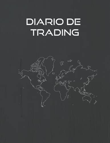 Diario de Trading: Libro de seguimiento de trading para trader profesionales | Registra hasta 400 operaciones en opciones, divisas, forex, futuros y acciones | formato de escritorio de 8,5 * 11