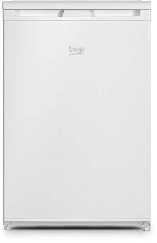 Beko TSE1285N Tischkühlschrank/4-Sterne-Gefrierfach/35 dB/abnehmbare Arbeitsplatte/unterbaufähig/HxBxT: 84x54,5x60 cm
